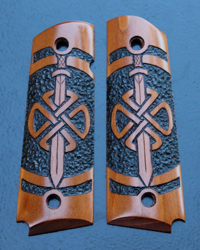 Celtic Shield Knot and Sword  SOLD