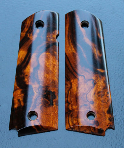 Desert Ironwood burl, high contrast SOLD