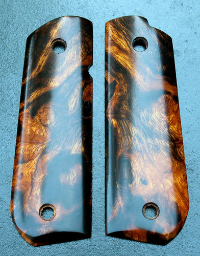Desert Ironwood, high-contrast figured SOLD