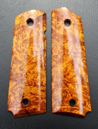 Stabilized Chittam Burl, private reserve  SOLD