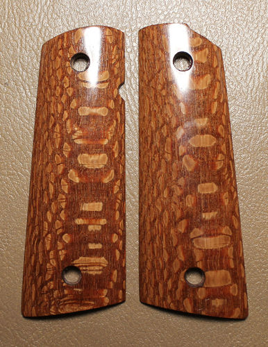 Leopardwood, magwell