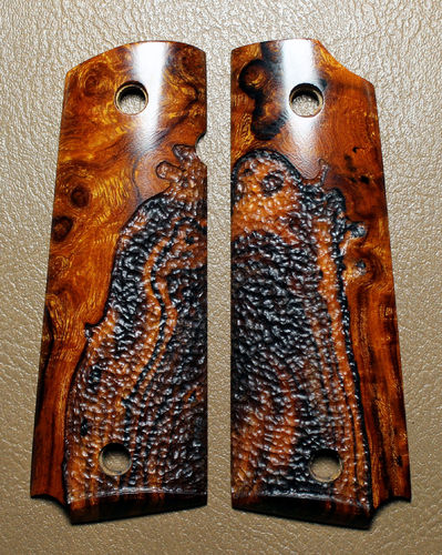 "Desert Ironwood burl, ""organic"" stipple  SOLD"