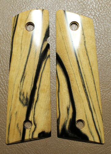 Black and White Ebony SLIM
