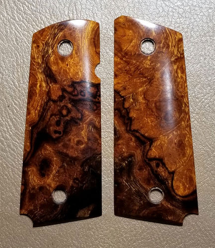 Desert Ironwood burl, Compact Slim  SOLD