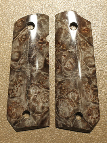 Stabilized Maple burl, bobtail  SOLD